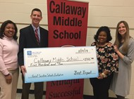 CMS Receives Grant