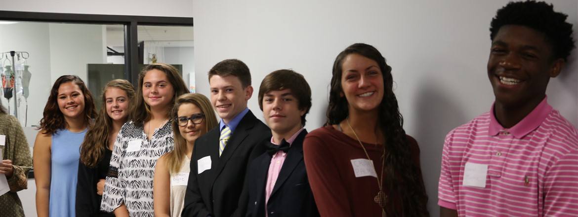 THINC students - Mock Interviews