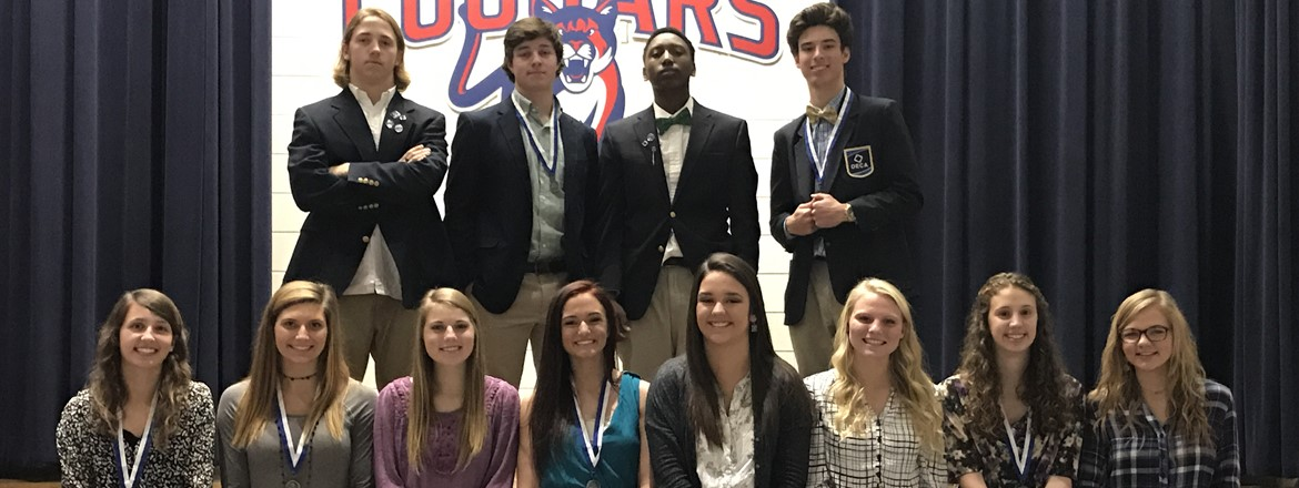 THINC DECA 16-17 Region Competition