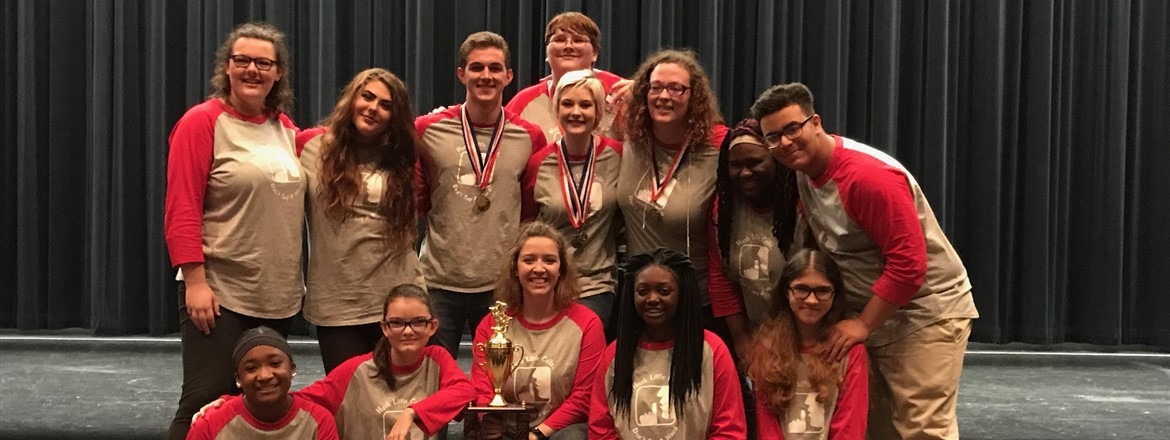 Drama wins region title