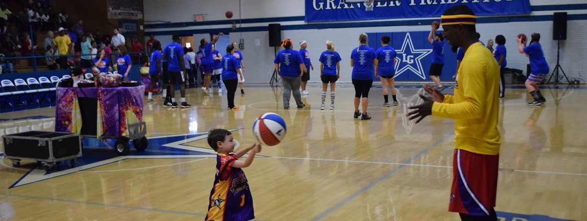 Hot Shotz Vs. Harlem Wizards