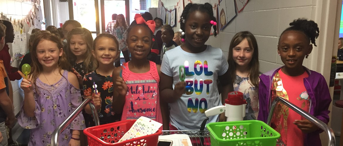 Good behavior celebration