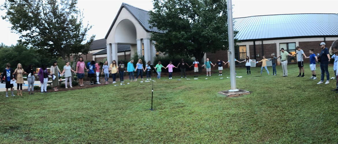 National Meet Me at the Pole Day at GNMS