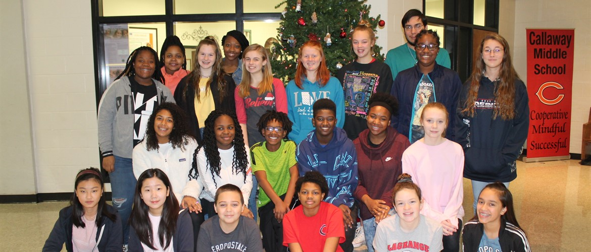 Merry Christmas from CMS Ambassadors