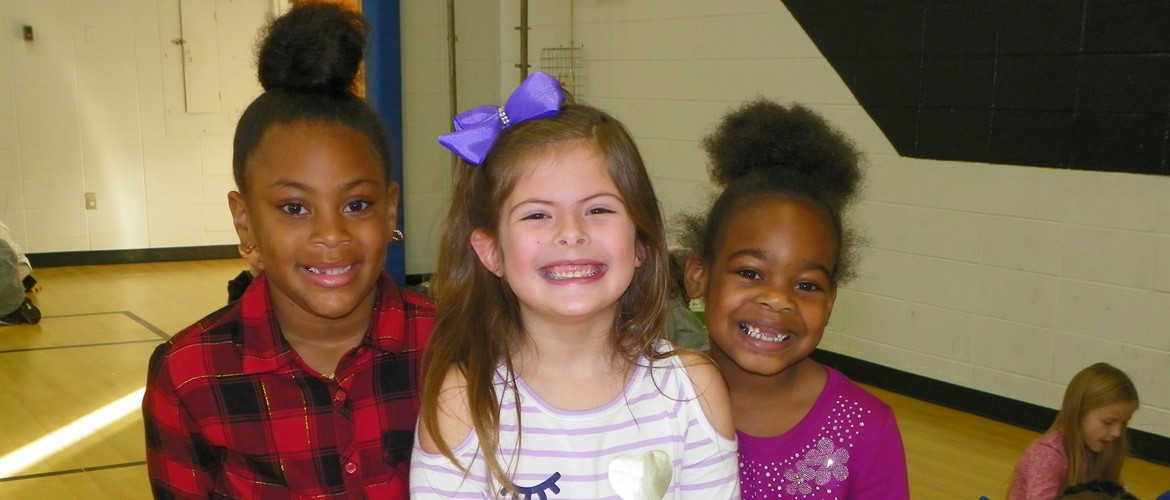 Students awarded for good behavior