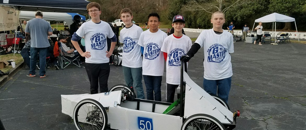 G-Masters Greenpower Racing!