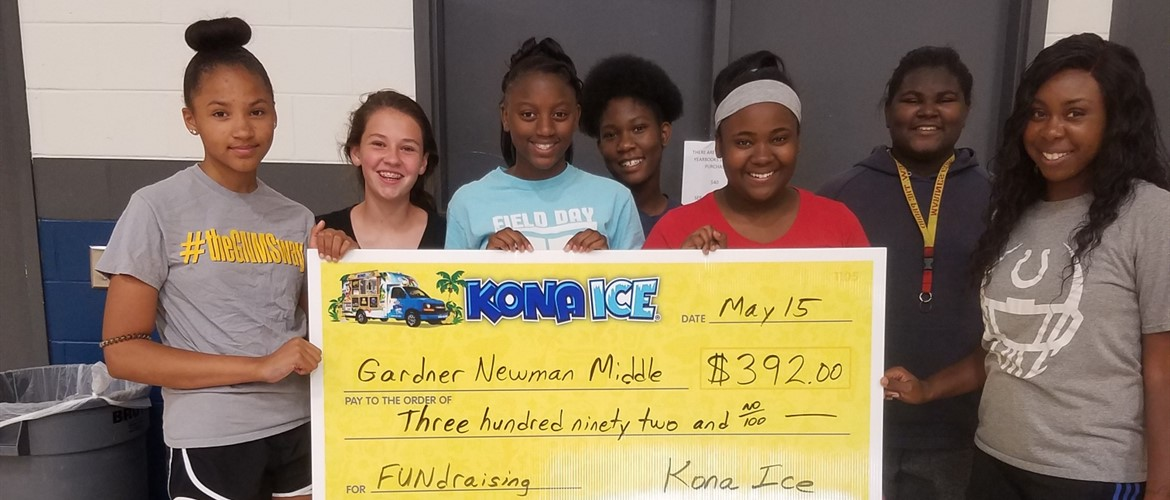 Thanks Kona Ice!