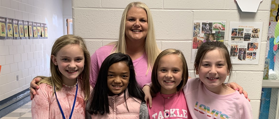 Pink Out Day to support Breast Cancer Awareness