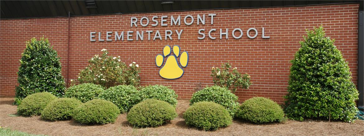 Welcome to Rosemont Elementary!
