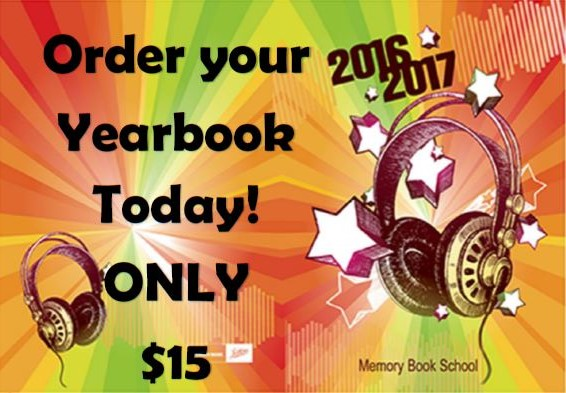 Yearbook 2016-2017