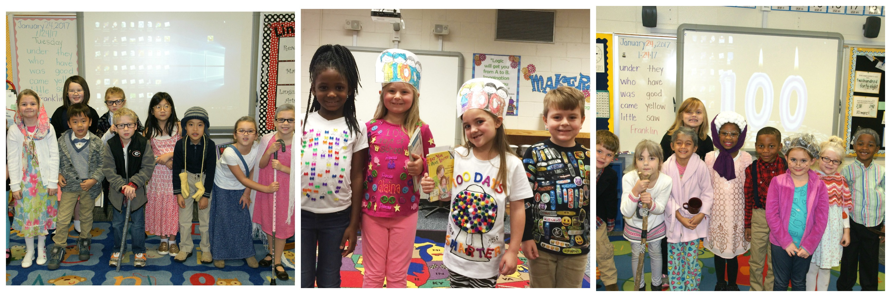 100th Day outfits