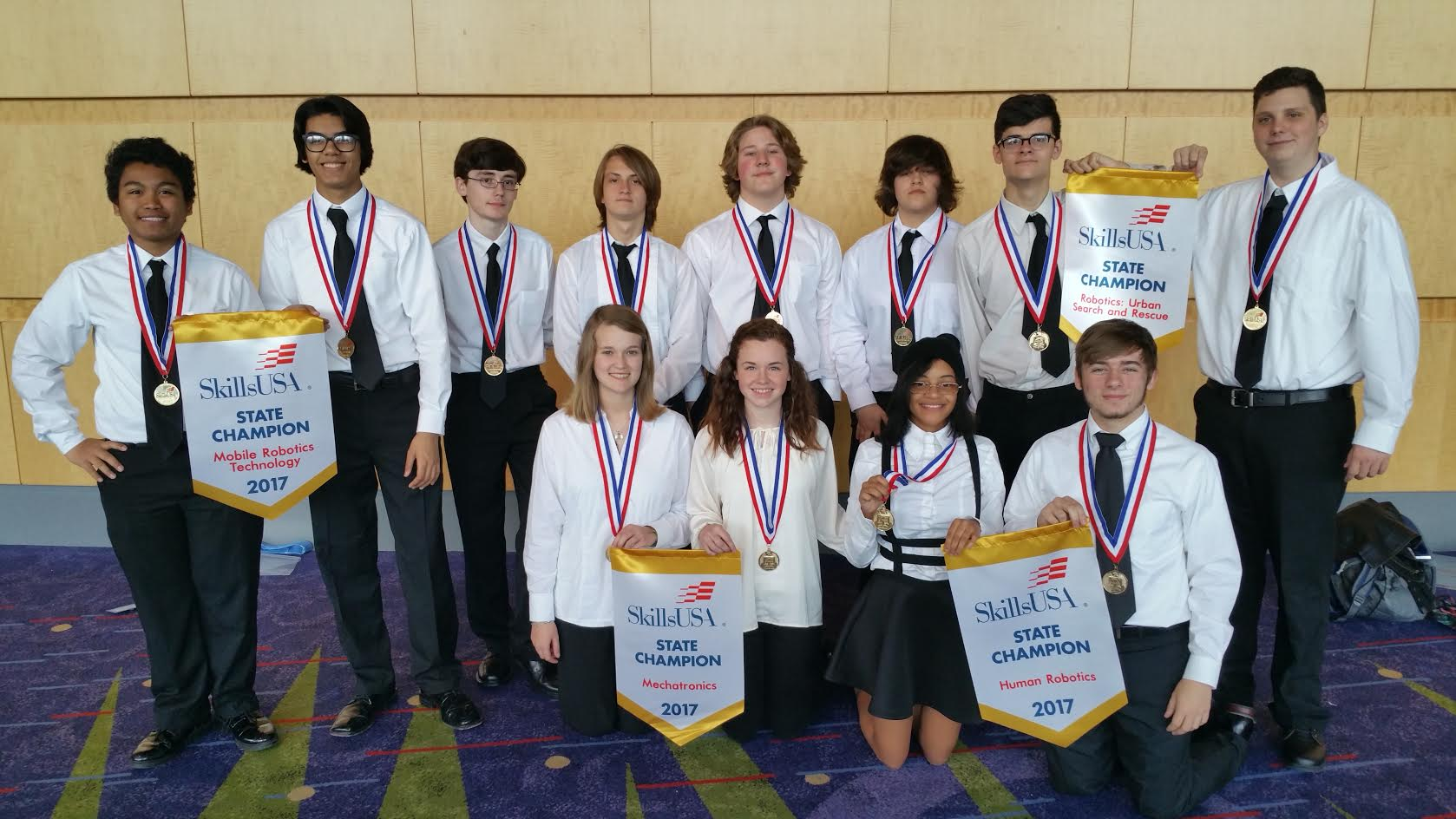 THINC Robotics SkillsUSA