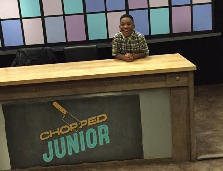 "Callaway Middle School's Zikei Brooks appears on Food Network's ""Chopped Junior"" on November 8th at 8:00p.m."
