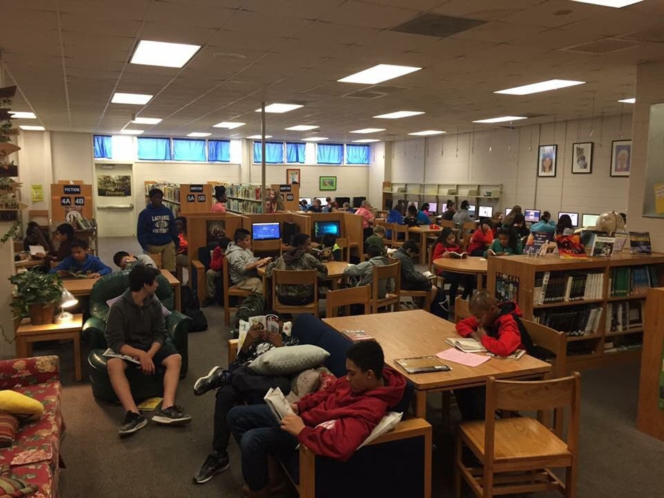 Hour Of Code at GNMS