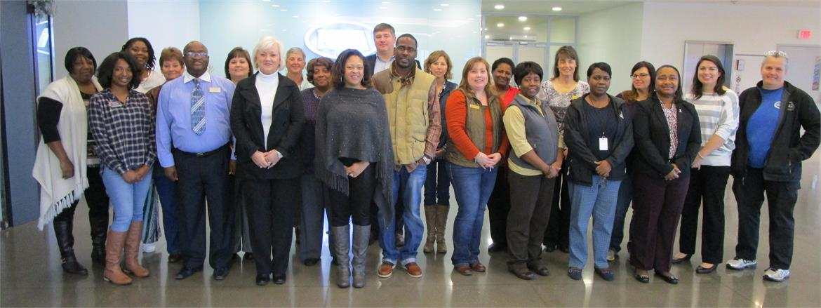 Parent Advisory Committee Visits KIA