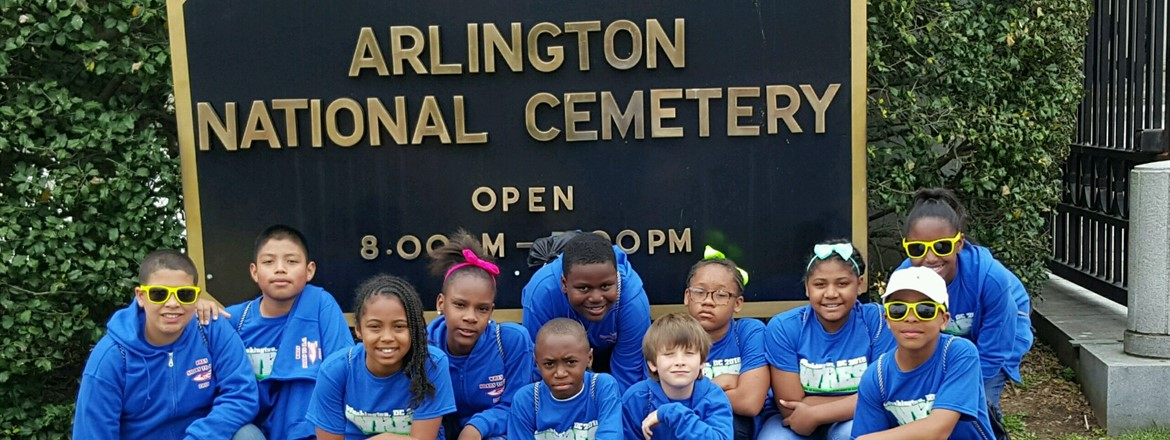 Whitesville Road Elem. in Washington DC