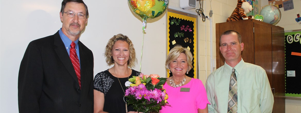Michelle Ashmore, State TOTY Finalist!