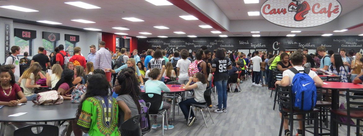 Callaway High  -  Cavs Cafe
