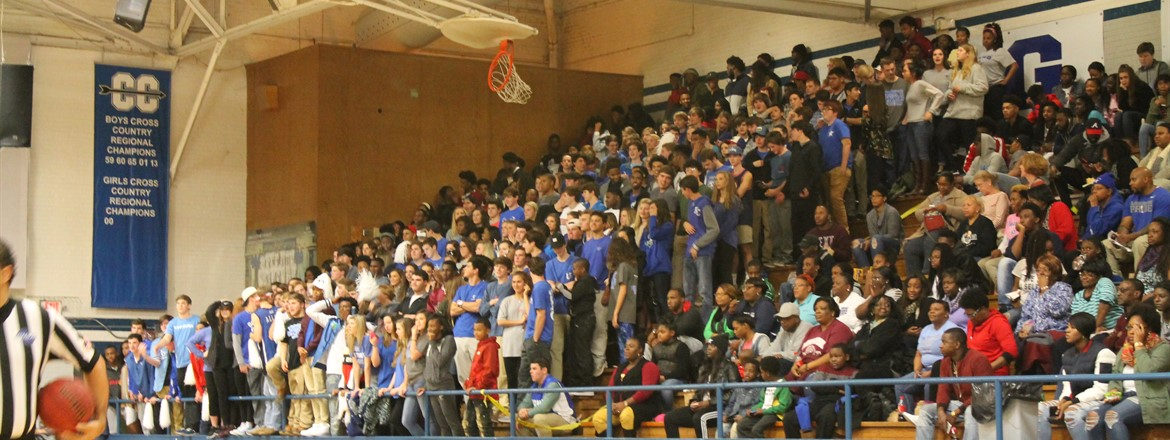 Fans come out to support the Grangers