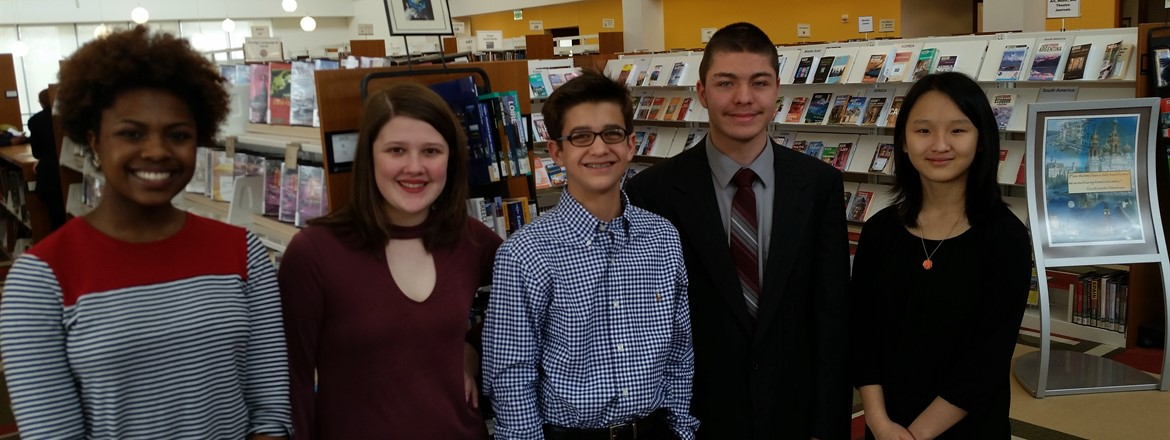 GNMS' Nat'l History Day Competitors