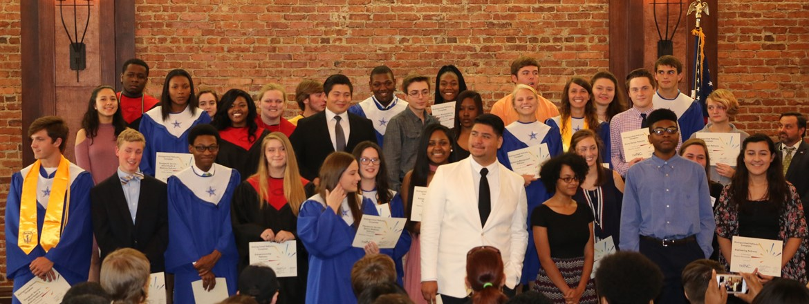 Distinguished Pathway Completers - Honors Night