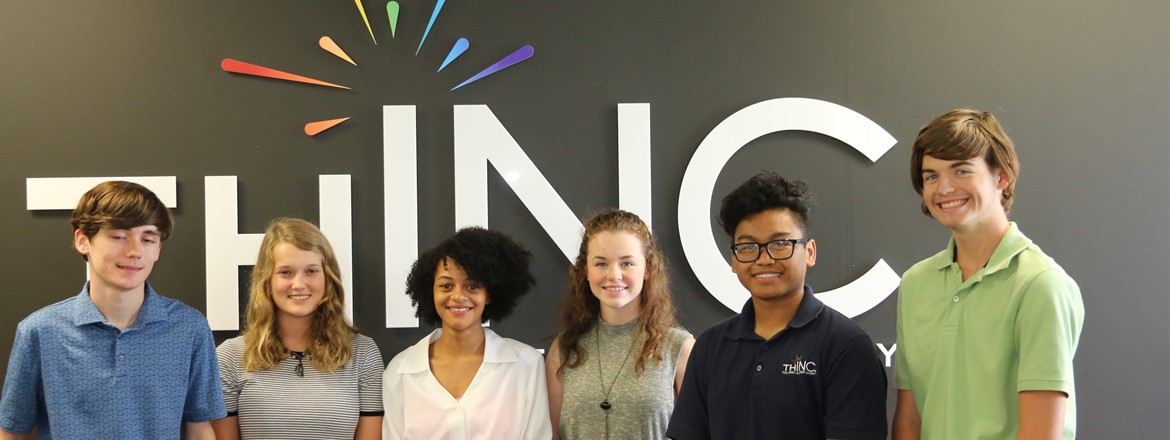 THINC Robotics Alliance Officers