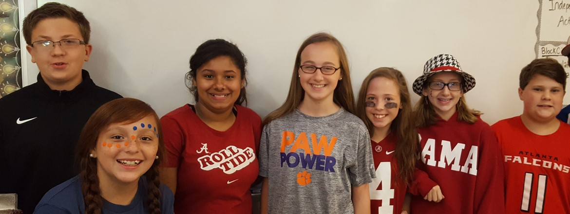 Team Up Against Drugs! Red Ribbon Week at GNMS!