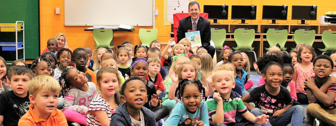 Rep. Trammell Ga Prek Week