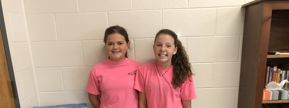 Twin Day at GNMS!