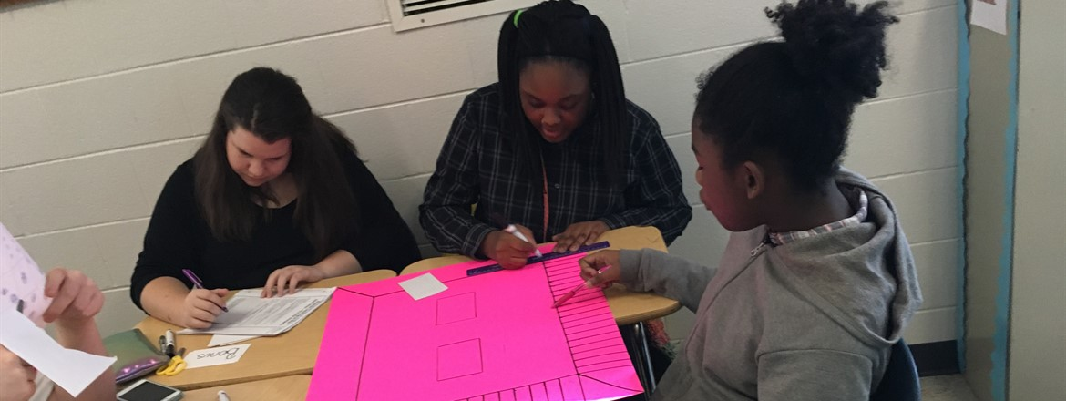 Students in Ms. Hightower's classes are making their own board games by using notes from the Civil War unit and the Reconstruction Unit.  They create their own design, their own questions, and their own rules.