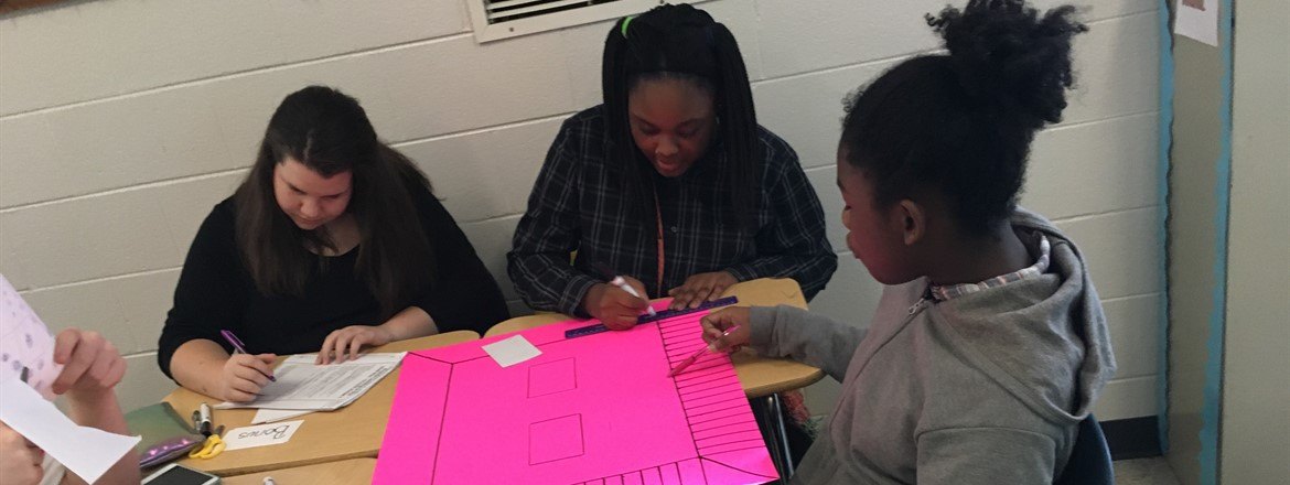 Ms. Hightower's classes make board games by using notes from the Civil War Unit and the Reconstruction Unit.  They create their own design, their own questions, and their own rules.
