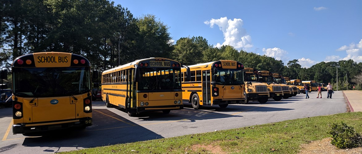 Thank you GNMS Bus Drivers!