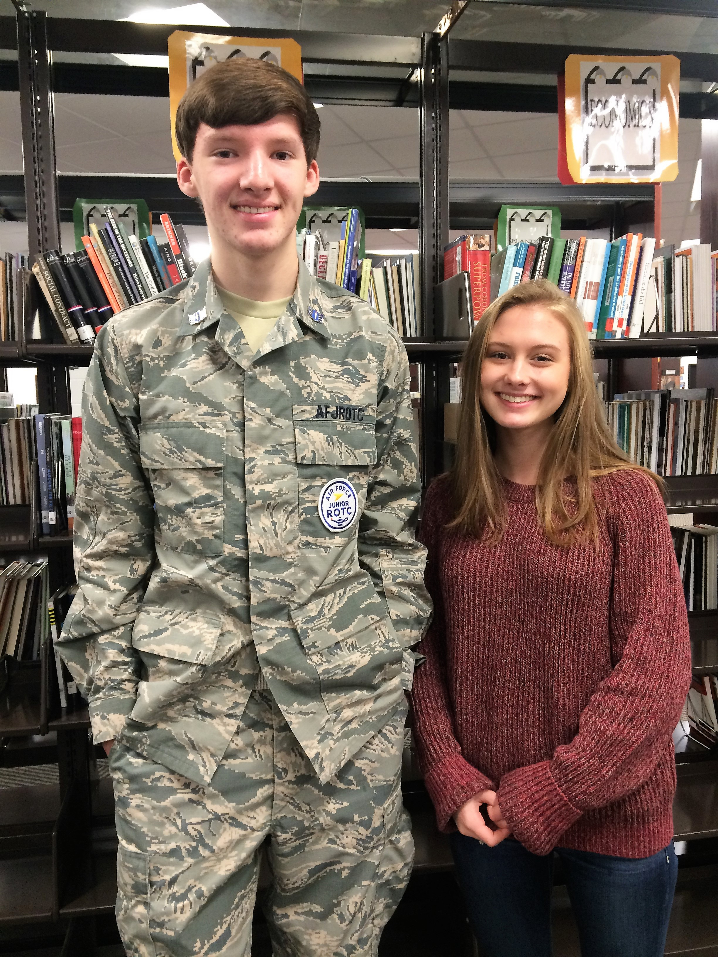 Brooks & Wessinger selected HOBY reps