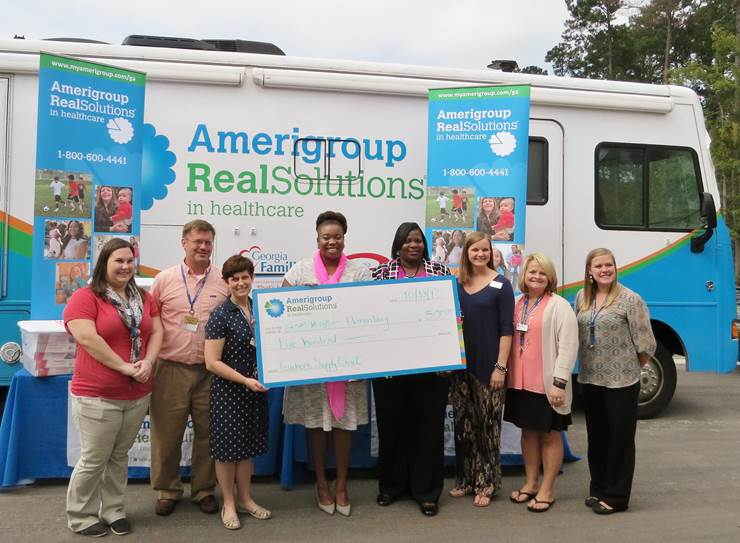 Amerigroup Check Presentation