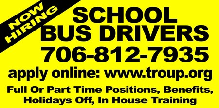 About Transportation Troup County School System